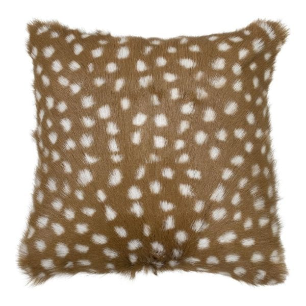 Cushion Deer  Colored   Polyester 40x40x15cm Mars & More